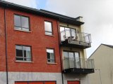 5 Rosse Court Hall, Lucan, West Co. Dublin - Apartment For Sale / 2 Bedrooms, 1 Bathroom / €135,000