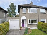 54 Priory Road, Harold's Cross, Dublin 6w, South Dublin City, Co. Dublin - Semi-Detached House / 3 Bedrooms, 2 Bathrooms / €375,000