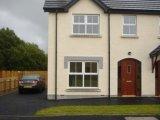 54 Springmeadows, Derrylin, Enniskillen, Co. Fermanagh - End of Terrace House / 3 Bedrooms, 1 Bathroom / £167,500