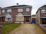 Chapelstown Gate, Tullow Road, Carlow, Co. Carlow - Semi-Detached House / 3 Bedrooms, 3 Bathrooms / €140,000