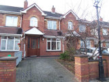 38 The Paddocks, Hybreasal, Kilmainham, Dublin 8, South Dublin City - Terraced House / 4 Bedrooms, 2 Bathrooms / €269,950