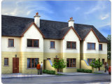 J 2, 'The Mews' , Castlepark, Mallow, Co. Cork - New Development / Group of 3 Bed Townhouses / €219,000
