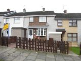 18 CRAIGMORE PARK, Antrim, Co. Antrim - Terraced House / 3 Bedrooms, 1 Bathroom / £80,000