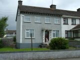 53 Pairc Mhuire, Tullow, Co. Carlow - End of Terrace House / 2 Bedrooms, 1 Bathroom / P.O.A