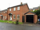 15 Station Mews, Saintfield, Co. Down, BT24 7LN - Detached House / 3 Bedrooms, 1 Bathroom / £182,500