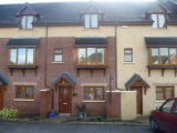 60 Ashbrook, Castlelake, Carrigtwohill, Co. Cork - Townhouse / 3 Bedrooms, 3 Bathrooms / €150,000