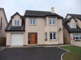 30 Gort Leamhain, Tulla Road, Ennis, Co. Clare - Detached House / 5 Bedrooms, 3 Bathrooms / €265,000