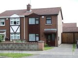 54, Brackenstown Village, Brackenstown, Swords, North Co. Dublin - Semi-Detached House / 3 Bedrooms, 1 Bathroom / €240,000