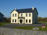 Cahercrin, Craughwell, Co. Galway - Detached House / 4 Bedrooms, 3 Bathrooms / €269,000