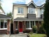 24 Killeen Crescent, Malahide, North Co. Dublin - Semi-Detached House / 3 Bedrooms, 3 Bathrooms / €375,000