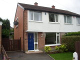 14 Woodbreda Drive, Newtownbreda, Belfast, Co. Down, BT8 7HZ - Semi-Detached House / 3 Bedrooms, 1 Bathroom / £134,750