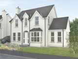 Finvoy Road Type C, Finvoy Road, Ballymoney, Co. Antrim - New Home / 4 Bedrooms, 3 Bathrooms, Detached House / £195,000