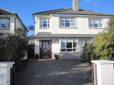 19 Beverton Drive, Donabate, North Co. Dublin - Semi-Detached House / 3 Bedrooms, 3 Bathrooms / €299,000