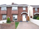 14, Springlawn Close, Blanchardstown, Dublin 15, West Co. Dublin - Semi-Detached House / 4 Bedrooms, 3 Bathrooms / €299,000
