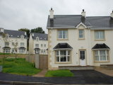 No 9 Na Hinseain, Manorcunningham, Co. Donegal - Semi-Detached House / 3 Bedrooms, 3 Bathrooms / €175,000