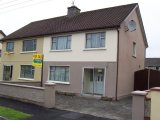 46 Kincora Park, Ennis, Co. Clare - Semi-Detached House / 3 Bedrooms, 1 Bathroom / €160,000