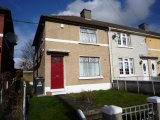 56 Kylemore Avenue, Ballyfermot, Dublin 10, South Dublin City, Co. Dublin - End of Terrace House / 3 Bedrooms, 1 Bathroom / €127,000