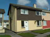 36, Cronan Lawn, Shannon, Co. Clare - End of Terrace House / 4 Bedrooms, 1 Bathroom / €140,000