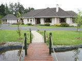 Russellstown, Palatine, Co. Carlow - Bungalow For Sale / 4 Bedrooms, 3 Bathrooms / €365,000