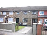 44, Greencastle Crescent, Coolock, Dublin 17, North Dublin City, Co. Dublin - Terraced House / 3 Bedrooms, 1 Bathroom / €145,000