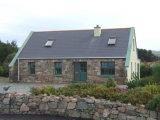 Gowla, Cashel, Connemara, Co. Galway - Detached House / 4 Bedrooms, 1 Bathroom / €245,000