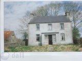 Killaloonty, Tuam, Co. Galway - Detached House / 3 Bedrooms, 1 Bathroom / €75,000
