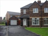28 Toberhewny Hall, Lurgan, Co. Armagh, BT66 8JZ - Semi-Detached House / 3 Bedrooms / £135,000