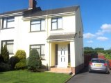 14 Greenpark Manor, Armagh, Co. Armagh, BT60 4EP - Semi-Detached House / 3 Bedrooms, 1 Bathroom / £135,000