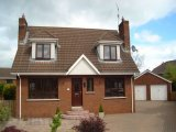 62, Heron Wood, Dromore, Co. Down, BT25 1HE - Detached House / 4 Bedrooms, 1 Bathroom / £215,000