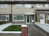 27 Woodbank Drive, Finglas, Dublin 11, North Dublin City, Co. Dublin - Terraced House / 4 Bedrooms, 1 Bathroom / €115,000