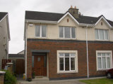 37 Dromard, Lahinch Road, Ennis, Co. Clare - Semi-Detached House / 3 Bedrooms, 3 Bathrooms / €152,500