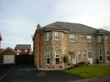 15 Walnut Gardens, Larne, Co. Antrim - Semi-Detached House / 3 Bedrooms, 3 Bathrooms / £124,950