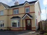 19 Lios Ard, Tulla Road, Ennis, Co. Clare - Semi-Detached House / 3 Bedrooms, 3 Bathrooms / €155,000