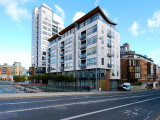 196 The George, Charlotte Quay, Grand Canal Dock, Grand Canal Dock, Dublin 4, South Dublin City - Apartment For Sale / 3 Bedrooms, 2 Bathrooms / €295,000