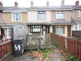 59 Strathroy Park, Crumlin Road, Belfast, Co. Antrim, BT14 7LN - Terraced House / 2 Bedrooms, 1 Bathroom / £64,950