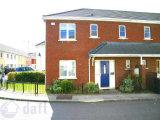 1 Ballentree Drive, Tyrrelstown, Dublin 15, North Co. Dublin - Semi-Detached House / 3 Bedrooms, 3 Bathrooms / €199,000