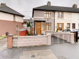 21 Forth Road, East Wall, Dublin 3, North Dublin City, Co. Dublin - Terraced House / 2 Bedrooms, 2 Bathrooms / €149,950