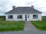 Mahanagh, Tuam, Co. Galway - Bungalow For Sale / 3 Bedrooms, 1 Bathroom / €40,000