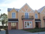 Wolseley Park, Tullow, Co. Carlow - Terraced House / 4 Bedrooms, 3 Bathrooms / €175,000