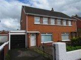 26 Carwood Park, Newtownabbey, Co. Antrim, BT36 5JU - Semi-Detached House / 3 Bedrooms, 1 Bathroom / £99,950