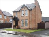 69 Carnreagh, Craigavon, Co. Armagh, BT64 3AL - Detached House / 3 Bedrooms / £155,000