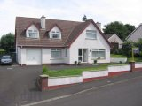 8 Glassvey Drive, Ballykelly, Co. Derry, BT49 9HQ - Detached House / 4 Bedrooms, 1 Bathroom / £179,950