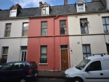 32 Mary Street, Off Georges Quay, Cork City Centre - Terraced House / 5 Bedrooms, 2 Bathrooms / €235,000