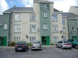 8 Millstream Court, Ennis, Co. Clare - Apartment For Sale / 2 Bedrooms, 1 Bathroom / €69,000