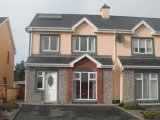 No. 8 Meadowlands, Milltown Malbay, Co. Clare - Semi-Detached House / 3 Bedrooms, 2 Bathrooms / €189,000