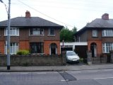 7 Fortfield Road, Terenure, Dublin 6w, South Dublin City - Semi-Detached House / 3 Bedrooms, 1 Bathroom / €299,950