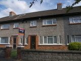 24 Shandon Crescent, Phibsborough, Dublin 7, North Dublin City - Terraced House / 3 Bedrooms, 1 Bathroom / €275,000