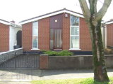 26, Dunmore Park, Kingswood, Tallaght, Dublin 24, South Co. Dublin - Bungalow For Sale / 2 Bedrooms, 1 Bathroom / €149,000