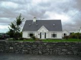 Rock Road, Lydican, Claregalway, Co. Galway - Detached House / 4 Bedrooms, 2 Bathrooms / €250,000