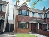 14 Willsbrook Way, Lucan, West Co. Dublin - Semi-Detached House / 4 Bedrooms, 2 Bathrooms / €220,000